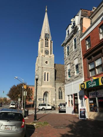 Saint Patrick's Roman Catholic Church, 317 S. Broadway, Baltimore, Maryland 21231