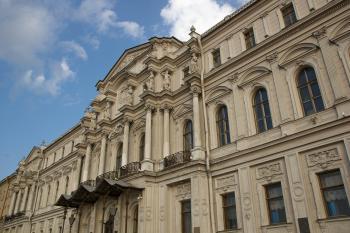 Saint Petersburg Building