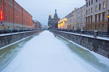 Saint-Petersburg Canal