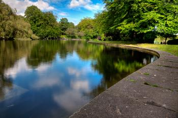 Saint Stephen's Green - HDR