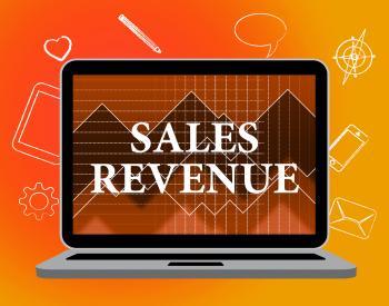 Sales Revenue Represents Wages Profit And Salaries