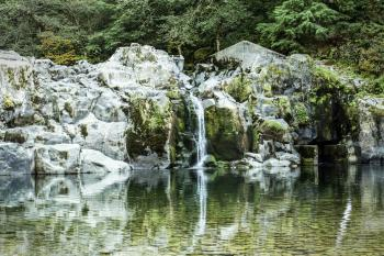 Salmon Falls, Waterfalls, Oregon