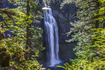 Salt Creek Falls, Oregon