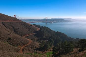 San Francisco & Golden Gate - HDR