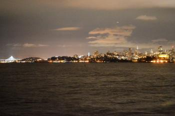 San Francisco from Torpedo Wharf