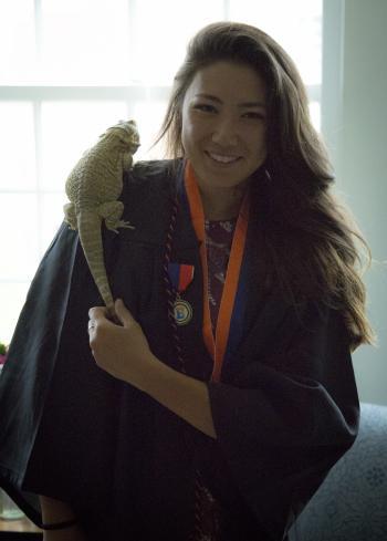 Sarah's Graduation, Nicole