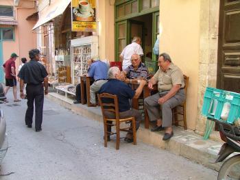 Scenes from crete