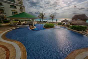 Scenic View of the Resort