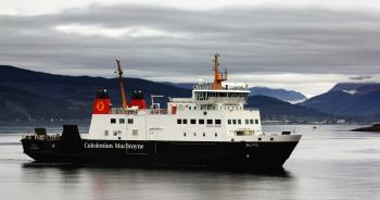 Scottish Ferry Boat