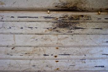 Scratched Wooden Wall