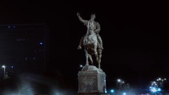 Sculpture in Tashkent