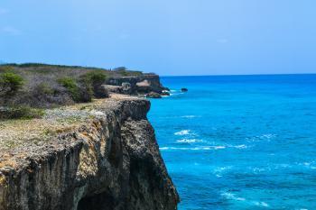 Sea Shore Cliff View