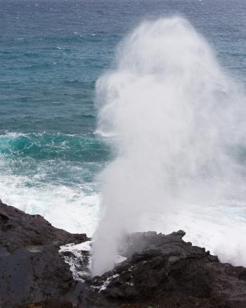 Sea Spout