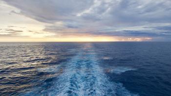Sea vue sur la mer