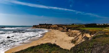 Seashore View during Daytime