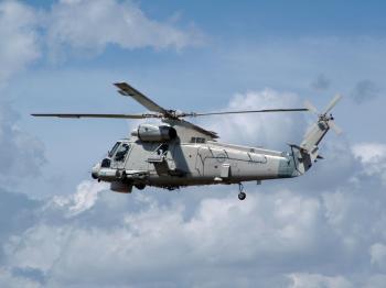 Seasprite Helicopter