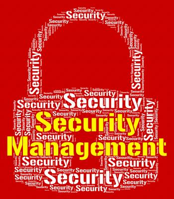 Security Management Indicates Head Unauthorized And Administrati