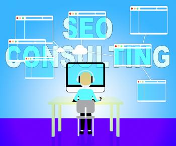 Seo Consulting Represents Search Engines And Consultation