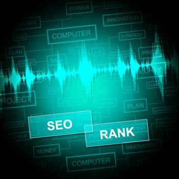 Seo Rank Means Search Engines And Business