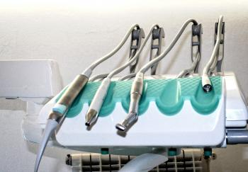 Set of dentist equipment - Medical equipment