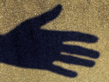 Shadom of a Hand