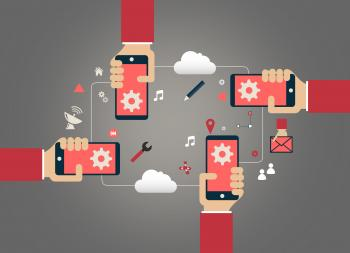 Sharing Through Mobile Phones