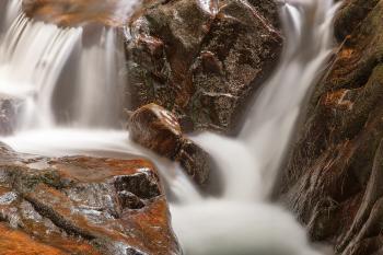 Shelving Rock Stream - HDR
