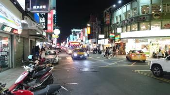 Shilin at night