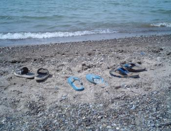 Shoes on the Shore