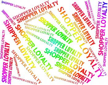 Shopper Loyalty Shows Clients Clientele And Support