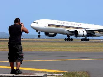 Shot That Plane