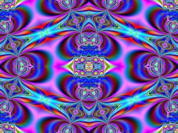 Siamese Diamond Tile