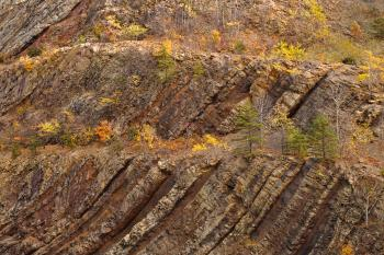 Sideling Hill Close-up - HDR Texture