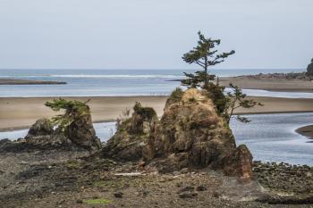 Siletz Bay, Oregon