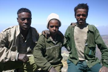 Simien Mountains National Park, Ethiopian Highlands