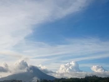 Sinabung Mountain