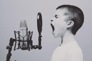 Singing.....