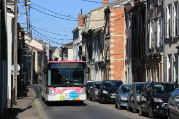 SITAC - Irisbus Citelis 18 n°597 - Ligne 2