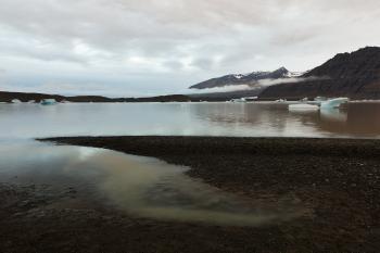Skaftafell Glacier Lake