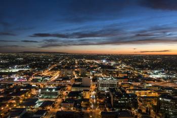 Skyline Los Angeles