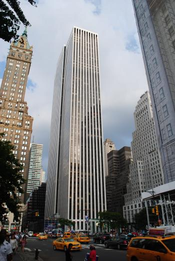 Skyscrapers in the City