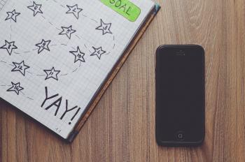 Slate Iphone 5 Turned Off
