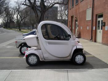 Smart Utility Vehicle