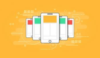 Smartphones - Modern Communication Concept