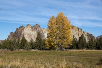 Smith Rock, Oregon, Autumn