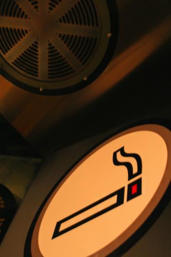 Smoke Area