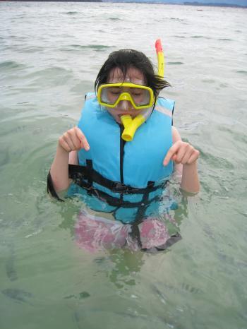 Snorkeling, Kota Kinabalu