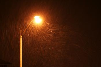 Snow Sparks