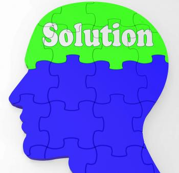Solution Brain Profile Shows Result Of Problem