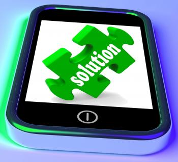 Solution On Smartphone Shows Successful Strategies